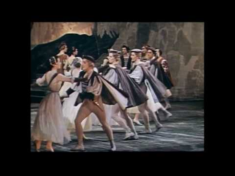 Tchaikovsky: Swan Lake - Bolshoi Theatre/Fayer (1957)
