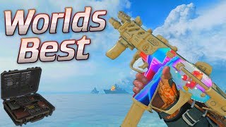 WORLDS BEST BO4 SnD GAME! (Fan gets Emotional)