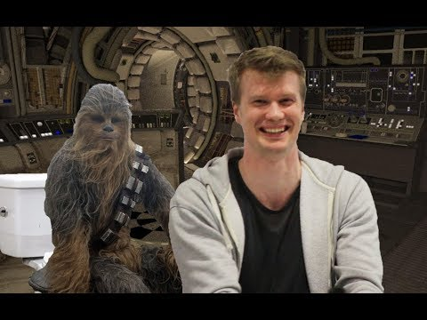 The New Chewbacca - Joonas Suotamo - Answers Awkward Fan Question
