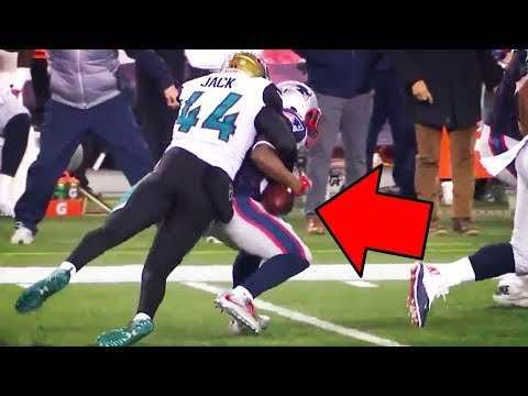 Jaguars Get Screwed By Ref's Phantom Call (VIDEO)