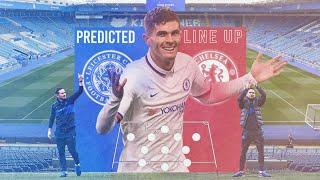 Chelsea Predicted Line Up Xi Vs Leicester City || Preview & Prediction