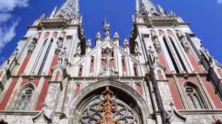 Венчание в католической церкви(Киев., 2017-01-13T15:16:41.000Z)