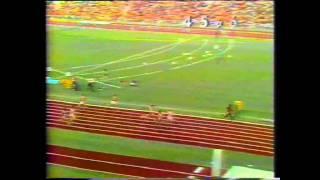 MUNICH 1972 OLYMPICS. 400 MH JOHN AKII BUA. MUNICH 1972 JUEGOS OLÍMPICOS. 400 MV JOHN AKII BUA.avi