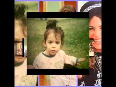 Martina Stoessel de pequeña ;)