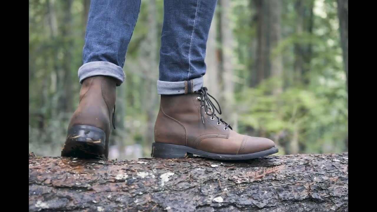 Rugged & Resilient Boots Built to Last. Craftsmanship You Can See. Quality You Can Feel.