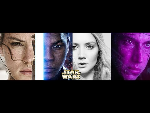 The 4 Skywalker Children (The Last Jedi theory)