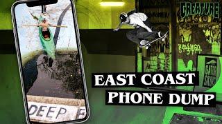 East Coast Phone Dump   Gravette, Muscle, Parts, Jawn, JWorth, Lefty, and Mathias