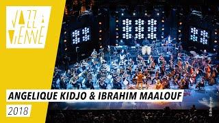 Angelique Kidjo & Ibrahim Maalouf - Jazz à Vienne 2018 - Live