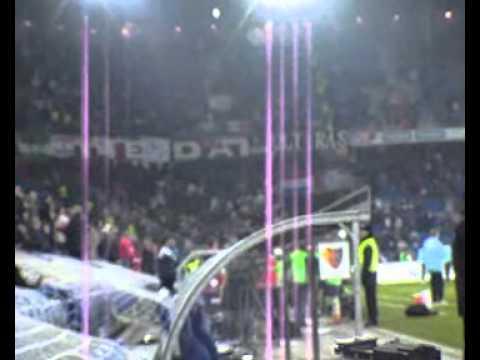 FC Basel-Feyenoord Rotterdam hooligans