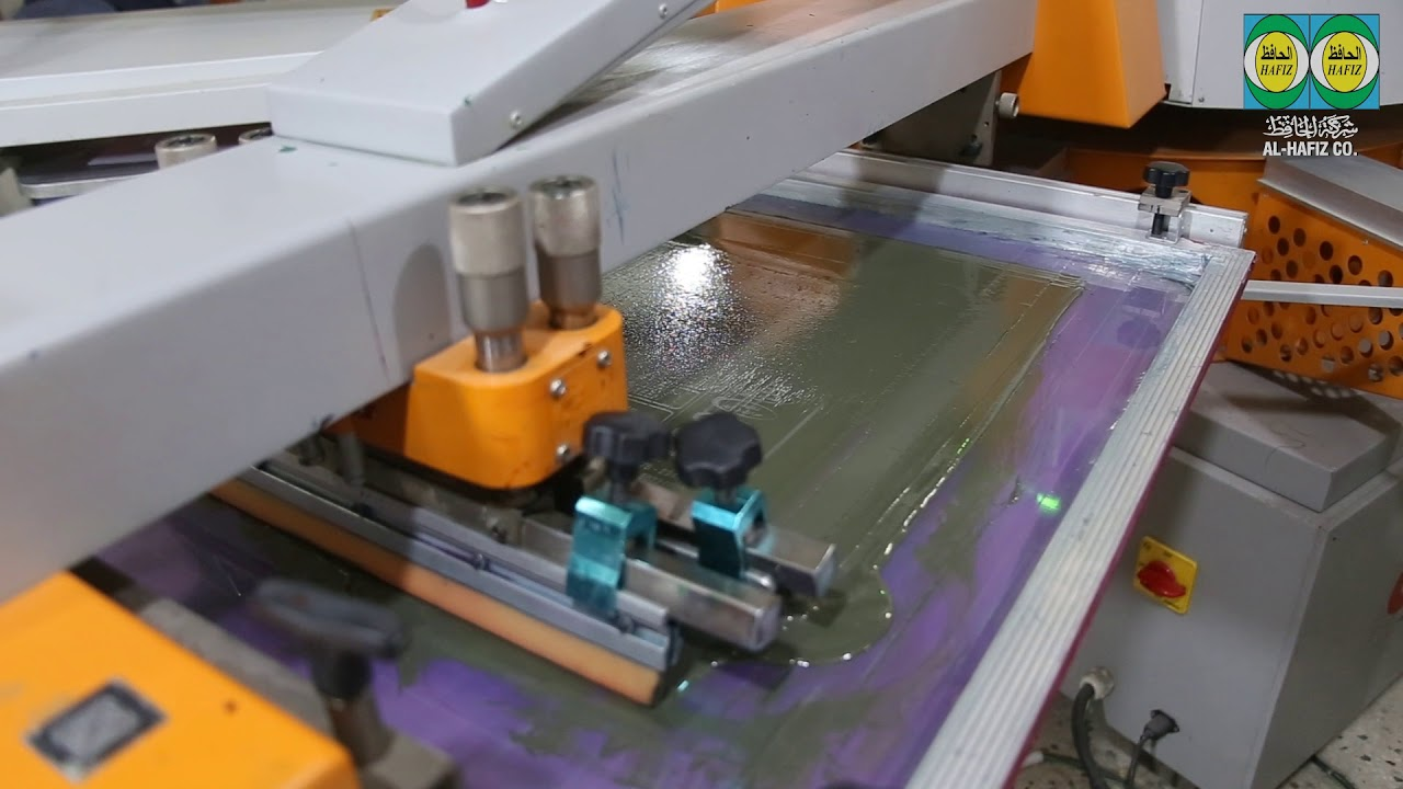Silk Screen Printing | Full Color Silk Screen Printing Service in Kuwait |  Alhafiz Co