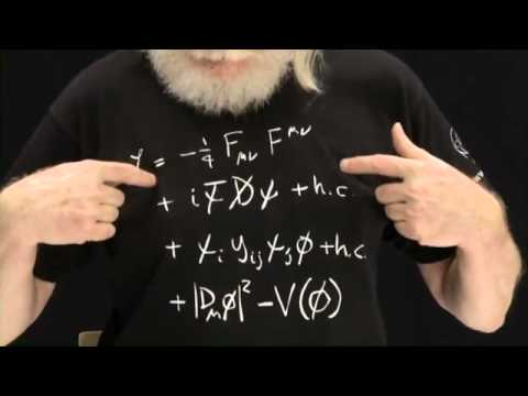 What is the Higgs Boson? John Ellis, theoretical physicist at CERN gives an analogy