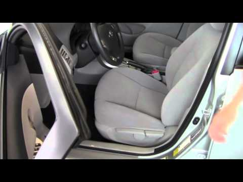 2011 | Toyota | Corolla | Manual Driver's Seat | How To by Toyota City Minneapolis MN