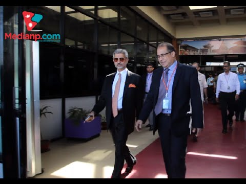 Indian Foreign Secretary Subramanyam Jayashankar in Nepal | Daily Exclusive News ( Media Np TV)