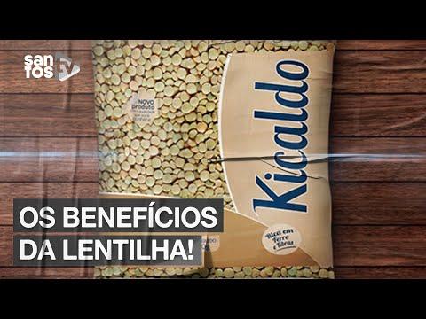 OS BENEFÍCIOS DA LENTILHA | DICAS DA #KICALDO