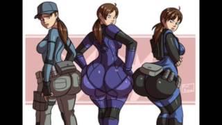 Big Anime Butt Compilation