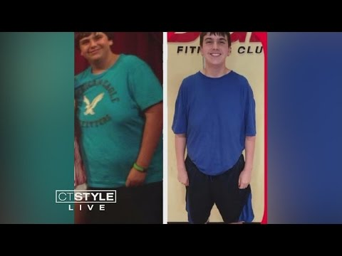 From Overweight Kid to the Picture of Health