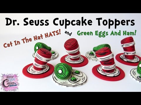 Cat And The Hat Green Eggs And Ham