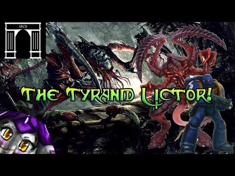40k Lore, The Tyranid Lictor! Stealthy Insect Assassin