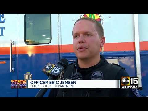 """Valley police seeing increase of """"drugged driving"""" arrests"""