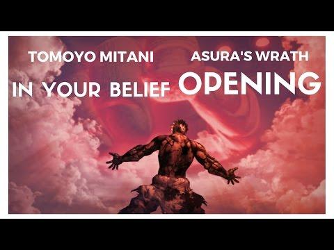 [NIGHTCORE] Tomoyo Mitani - In your belief (Asura's Wrath Opening)