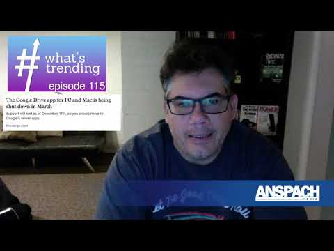 Google Drive Shuts Down, HTC Up For Grabs & Hacking Equifax | Ep 115 | What's Trending On Facebook