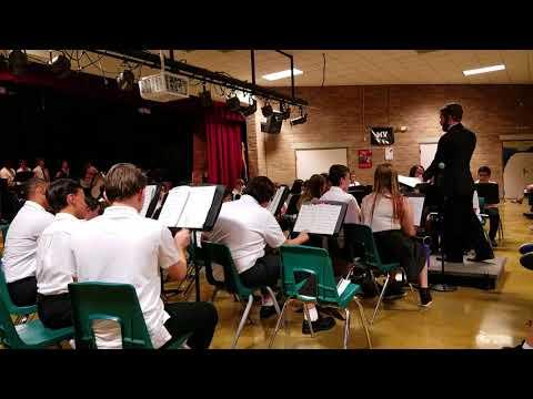 Tortolita Middle school 8th grade orchestra, Ancient Voices