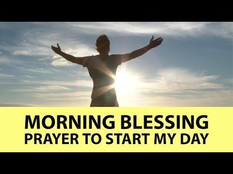 Morning Blessing Prayer to Start my Day