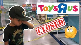Last Toy Hunt at Toys R Us, Toys R Us closing forever