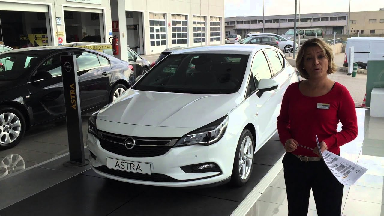 opel astra dynamic 5p 1 4 t 125cv s s youtube. Black Bedroom Furniture Sets. Home Design Ideas