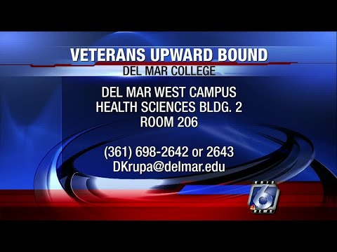 Del Mar College offers extra help to veterans