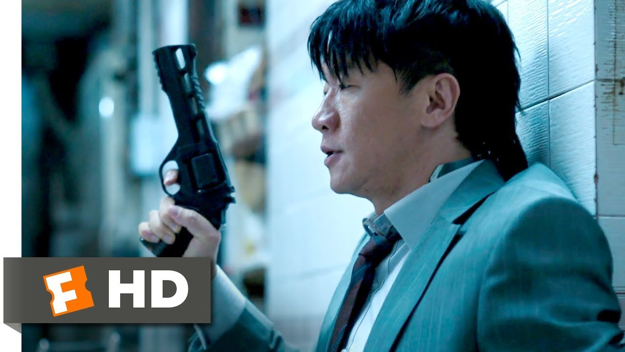 Ghost In The Shell 2017 To Kill A Fox Scene 7 10 Movieclips Youtube