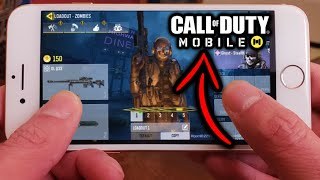 Call Of Duty Mobile Zombies HALLOWEEN UPDATE Gameplay! Survival, New Maps, HUGE Bosses, Pack-a-Punch