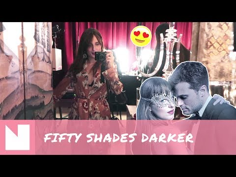 New York vlog: Een avond leven als Anastasia in Fifty Shades Darker