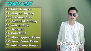Vicky Koga Feat Putri Jelia Full Album 2021