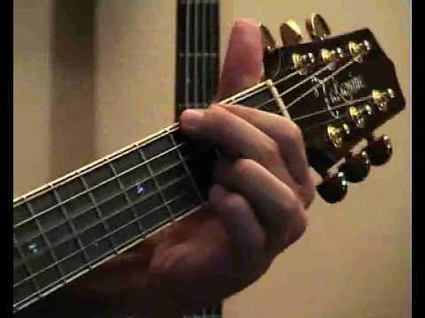 Guitar Lesson - Eagles - Hotel California