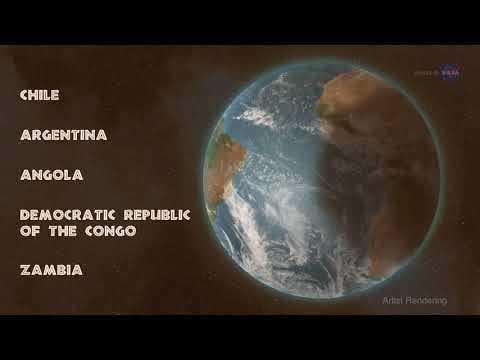 Southern Hemisphere Solar Eclipse