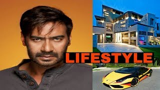 Ajay Devgan Lifestyle, House, Car, Biography, Salary, Family and Net Worth | TheFilmyFan