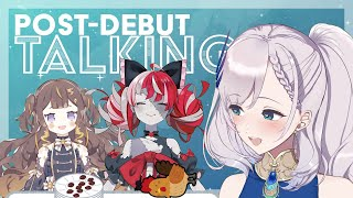 Post-debut Talking with Reine, Ollie, and Anya! 【hololive's Indonesia 2nd Generation】