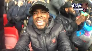 Tottenham (1) VS Arsenal (0) A FAN EXPERIENCE  | EXPRESSIONS FT RANTS N BANTS, TROOPZ, CLAUDE AFTV