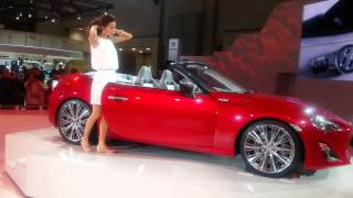 Toyota FT-86 Open Concept @ The 43rd Tokyo Motor Show 2013