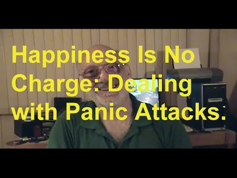 How to deal with panic attacks, a technique that helps stop them.