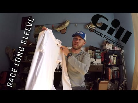 Gill Technical Fishing Gear - Long Sleeve