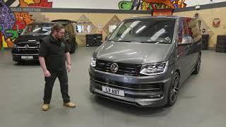 Best Van in The World? Full ABT VW Kombi Spec Talk Through