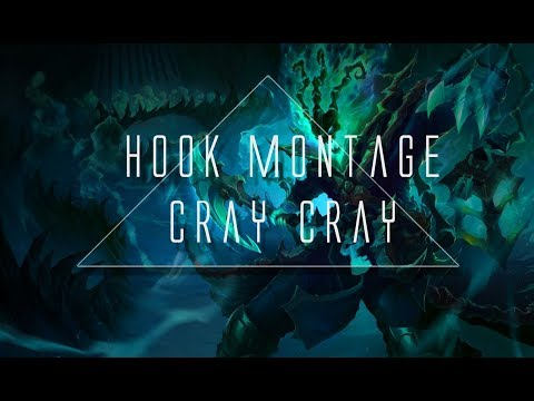 "League of Legends Hook Montage - ""Cray Cray"" (Thresh/Blitz)"