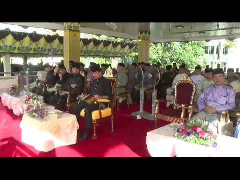 Perarakan Maulud Nabi Muhammad S.A.W. di Negara Brunei Darussalam Tahun 1436 Hijrah