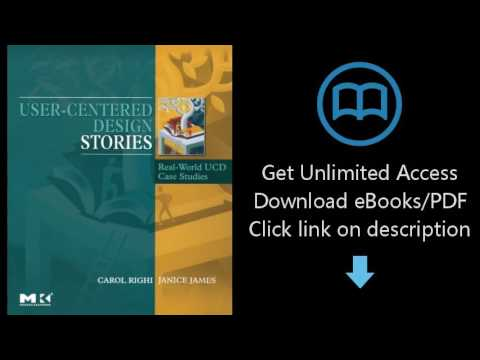 User-Centered Design Stories: Real-World UCD Case Studies (Interactive Technologies)