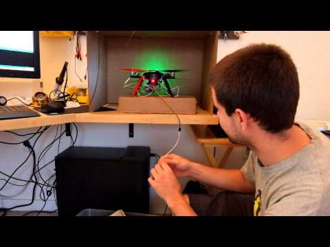 RC EYE One Xtreme Quadcopter Arduino Hack