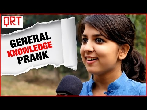 FUNNY IQ TEST | Awkward General Knowledge Prank | Pranks in India | Social Experiment in India