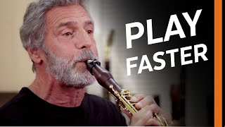 Mastering Speed and Agility on the Clarinet with Eddie Daniels