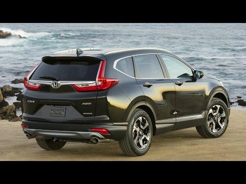2017 Honda CR-V Olive Green Metallic - Drive and Design